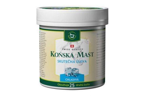 Herbamedicus Koňská mast chladivá 250 ml Masážní přípravky