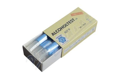 Tejas Alkohol Test P - sada 10 ks detekčních trubiček Alkohol testery