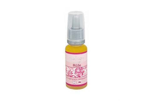 Saloos Bio regenerační obličejový olej - Růže 20 ml Přírodní kosmetika