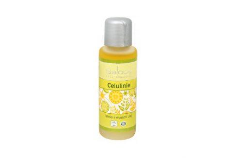 Saloos Bio tělový a masážní olej - Celulinie 50 ml Přírodní kosmetika