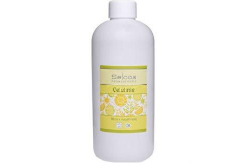 Saloos Bio tělový a masážní olej - Celulinie 250 ml Tělové oleje