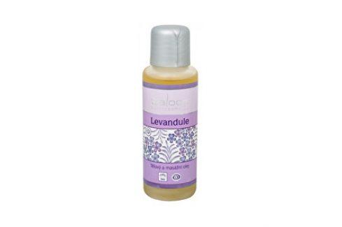 Saloos Bio tělový a masážní olej - Levandule 50 ml Pro děti