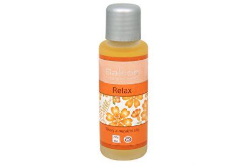 Saloos Bio tělový a masážní olej - Relax 500 ml Masážní přípravky