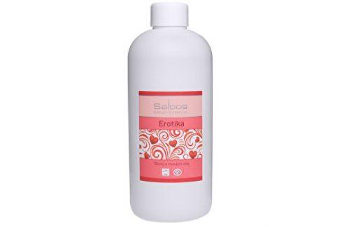 Saloos Bio tělový a masážní olej - Erotika 500 ml Masážní přípravky