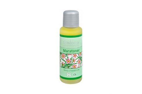 Saloos Bio tělový a masážní olej - Maratonec 50 ml Relaxace a masáže