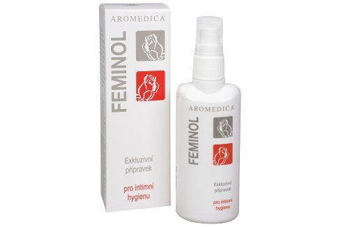 Aromedica Feminol - mycí olej pro intimní hygienu s růžovým olejem 100 ml Intimní mycí prostředky