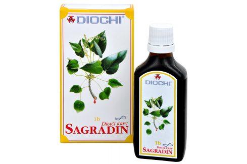 Diochi Sagradin kapky 50 ml Doplňky stravy
