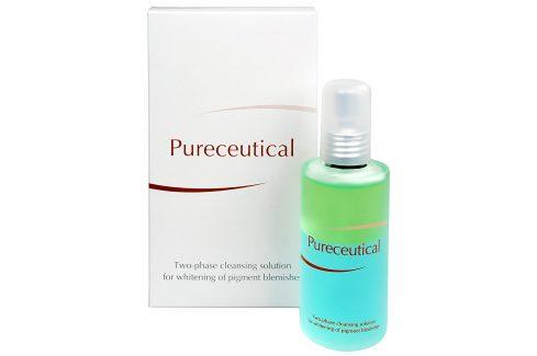 Herb Pharma Pureceutical - dvojfázový čistící roztok na zesvětlení pigmentových skvrn 125 ml Přípravky na čištění pleti