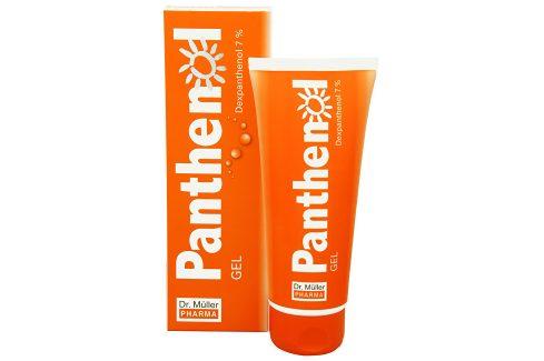 Dr. Müller Panthenol gel 7% 100 ml Přípravky po opalování