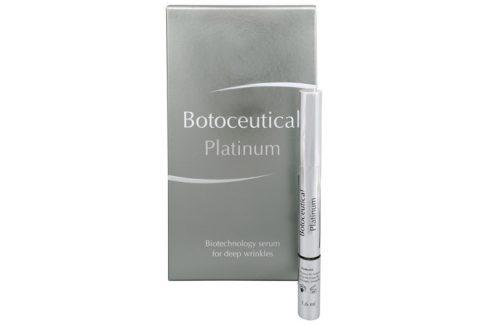 Herb Pharma Botuceutical Platinum - biotechnologické sérum na hluboké vrásky 4,5 ml Pleťová séra a emulze