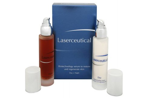 Herb Pharma Laserceutical - biotechnologická séra na obnovu a regeneraci pokožky 2x50 ml Pleťová séra a emulze