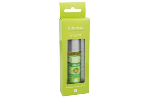 Saloos Bio Aroma roll-on - Vitalita 9 ml Deodoranty a antiperspiranty