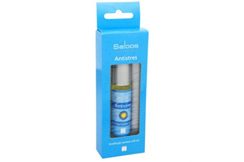 Saloos Bio Aroma roll-on - Antistres 9 ml Deodoranty a antiperspiranty