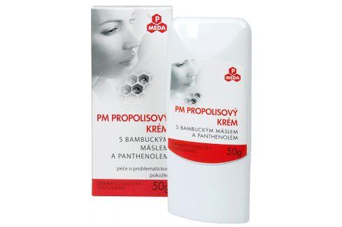 Purus Meda PM Propolisový krém s bambuckým máslem a panthenolem 50 g Pleťové krémy