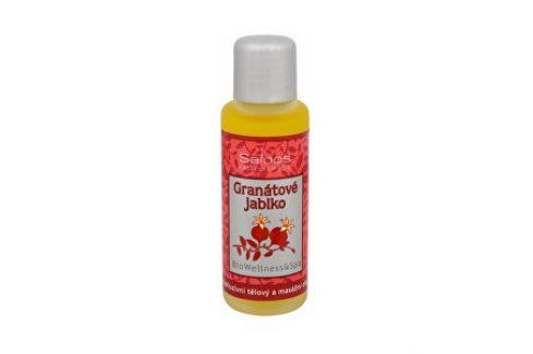 Saloos Bio Wellness exkluzivní tělový a masážní olej - Granátové jablko 50 ml Potraviny a doplňky stravy