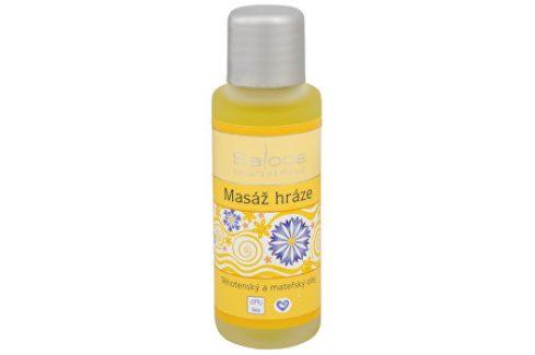 Saloos Bio Masáž hráze - těhotenský a mateřský olej 50 ml Tělové oleje
