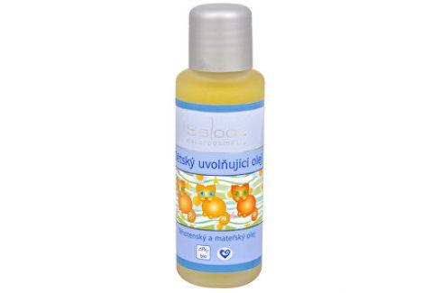 Saloos Bio Dětský uvolňující olej 50 ml Dětská kosmetika