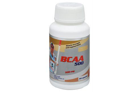 STARLIFE BCAA 500 STAR 60 kapslí Vitamíny a minerály