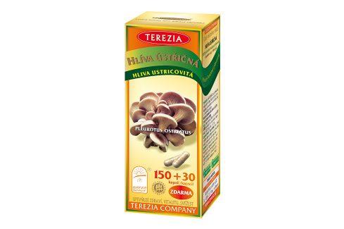 Terezia Company Hlíva ústřičná 150 kapslí + 30 kapslí ZDARMA Doplňky stravy
