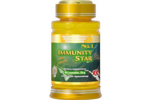 STARLIFE IMMUNITY STAR 60 kapslí Doplňky stravy
