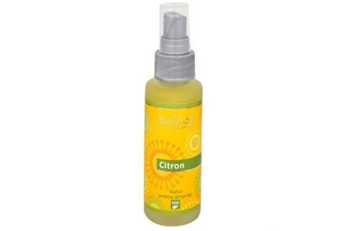 Saloos Natur aroma airspray - Citron (přírodní osvěžovač vzduchu) 50 ml Osvěžovače vzduchu