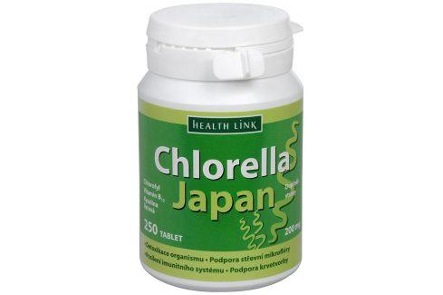 Heath Link Chlorella Japan 250 tbl. Doplňky stravy