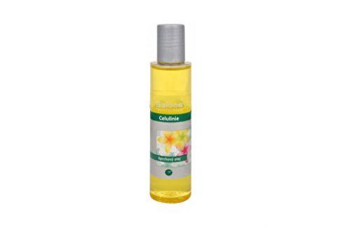 Saloos Sprchový olej - Celulinie 125 ml Přírodní kosmetika