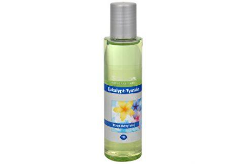 Saloos Koupelový olej - Eukalypt-Tymián 125 ml Pěny do koupele