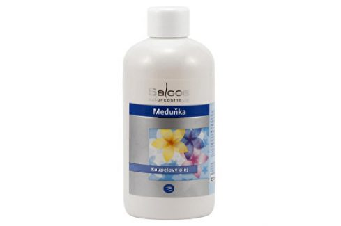 Saloos Koupelový olej - Meduňka 500 ml Stres a nervozita