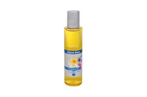 Saloos Koupelový olej - Růžové dřevo 125 ml Stres a nervozita