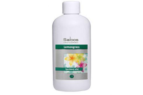 Saloos Lemongrass sprchový olej 500 ml Tělové oleje