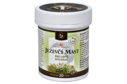 Herbamedicus Jezevčí mast 125 ml Imunita
