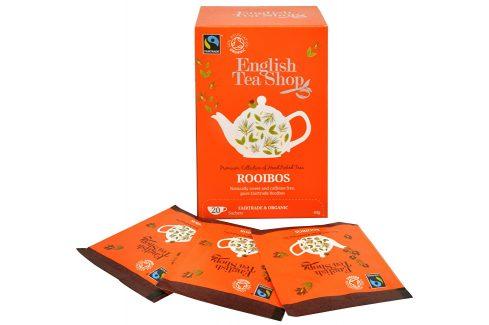 English Tea Shop Čistý čaj Rooibos 20 sáčků Čaje