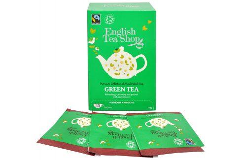 English Tea Shop Čistý zelený čaj 20 sáčků Čaje