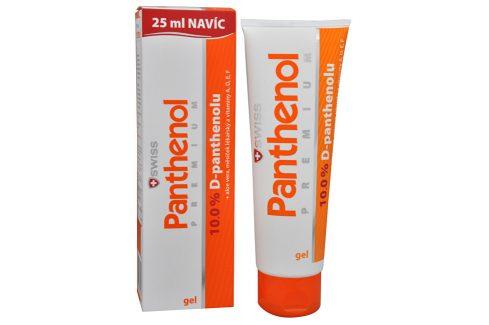 Simply You Panthenol 10% Swiss PREMIUM - gel 100 ml + 25 ml ZDARMA Přípravky po opalování