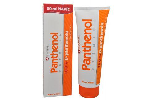 Simply You Panthenol 10% Swiss PREMIUM - tělové mléko 200 ml + 50 ml ZDARMA Přípravky po opalování