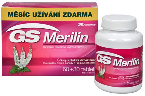 GreenSwan GS Merilin 60 tbl. + 30 tbl. ZDARMA Doplňky stravy