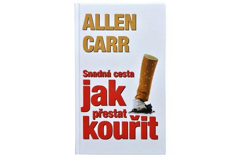 Snadná cesta jak přestat kouřit (Allen Carr) Knihy