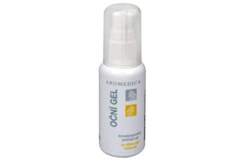 Aromedica Oční gel - aromaterapeutický osvěžující gel na citlivou pleť kolem očí 50 ml Přípravky pro péči o oční okolí