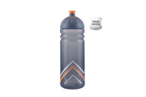 R&B Zdravá lahev 0,7 l BIKE Hory oranžová Košíky a lahve