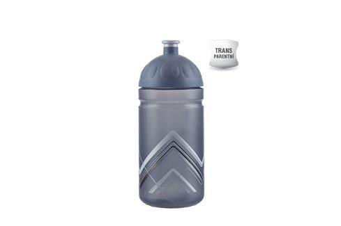 R&B Zdravá lahev 0,7 l BIKE Hory šedá Košíky a lahve