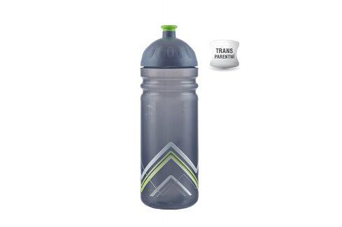 R&B Zdravá lahev 1 l BIKE Hory zelená Košíky a lahve