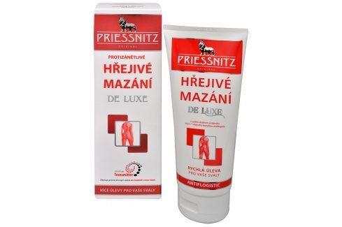 Simply You Priessnitz Hřejivé mazání De Luxe 200 ml Relaxace a masáže
