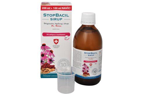 Simply You StopBacil sirup Dr. Weiss 200 ml + 100 ml ZDARMA Doplňky stravy
