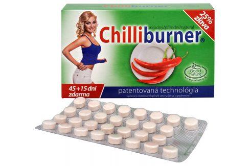 Good Nature Chilliburner 45 tbl. + 15 tbl. ZDARMA Trávení