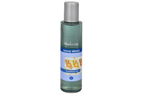 Saloos Koupelový olej - Jemný dětský 125 ml Dětská kosmetika