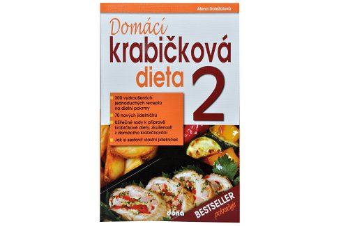 Knihy Domácí krabičková dieta 2 (Alena Doležalová) Knihy