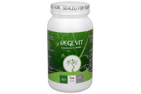 Natural Medicaments Regevit 200 kapslí Doplňky stravy