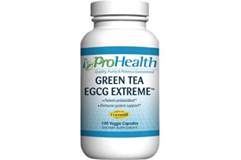 Blue Step Green Tea EGCG Extreme - extrakt ze zeleného čaje 100 kapslí Doplňky stravy