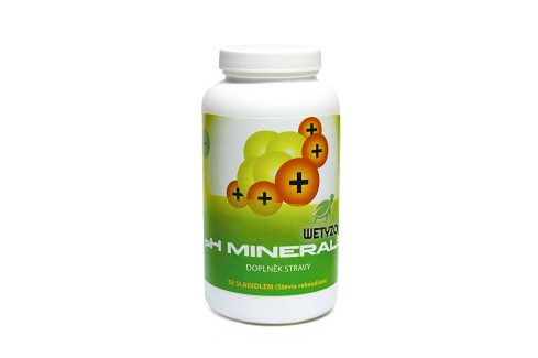 Natura Way pH Minerals 320g Vitamíny a minerály
